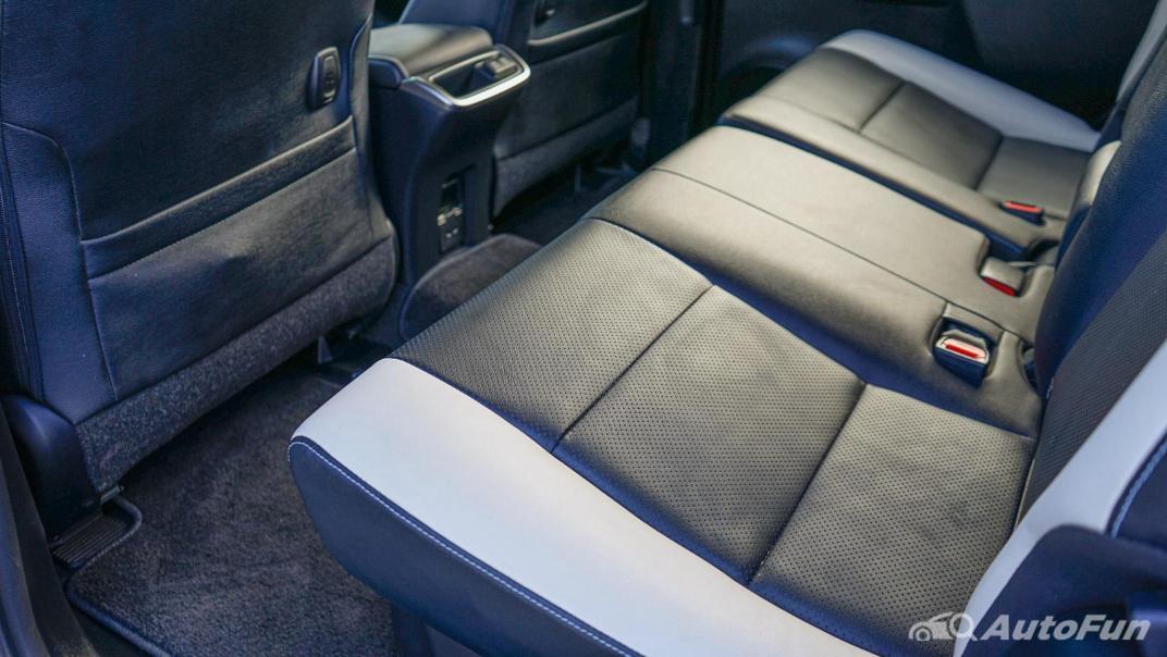 2020 Toyota Fortuner 2.8 Legender 4WD Interior 051