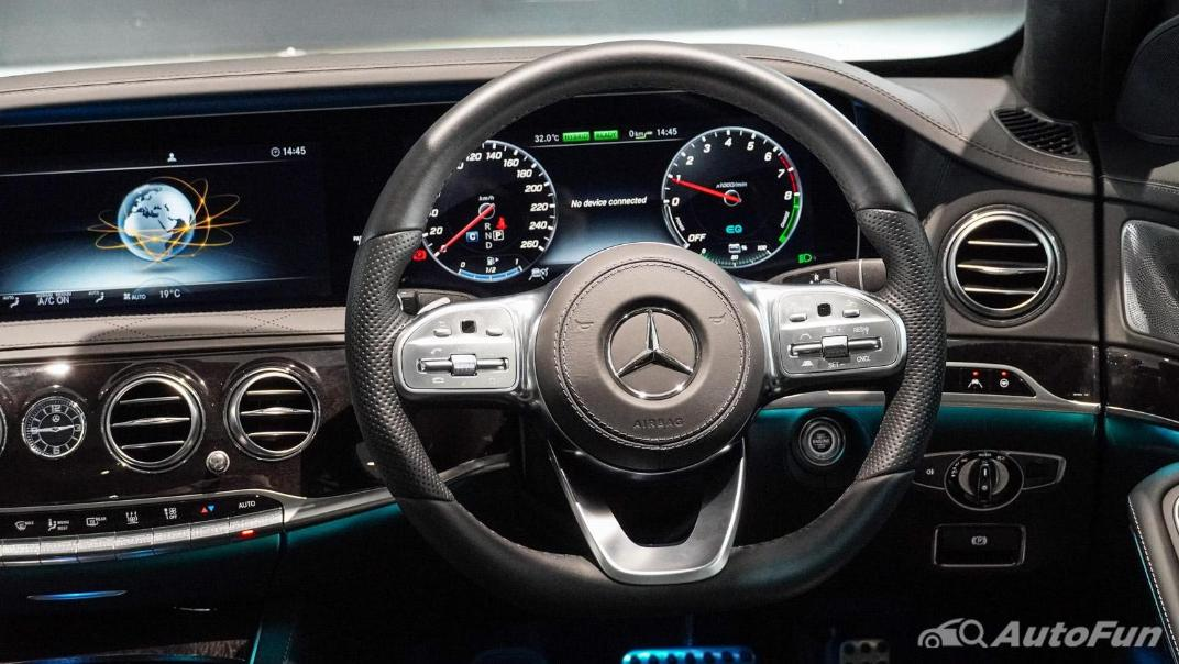Mercedes-Benz S-Class S 560 e AMG Premium Interior 003