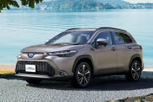 2021 Toyota Corolla Cross ไม่ได้ไร้เทียมทาน ขายดีในญี่ปุ่นแต่ยังห่าง Honda HR-V