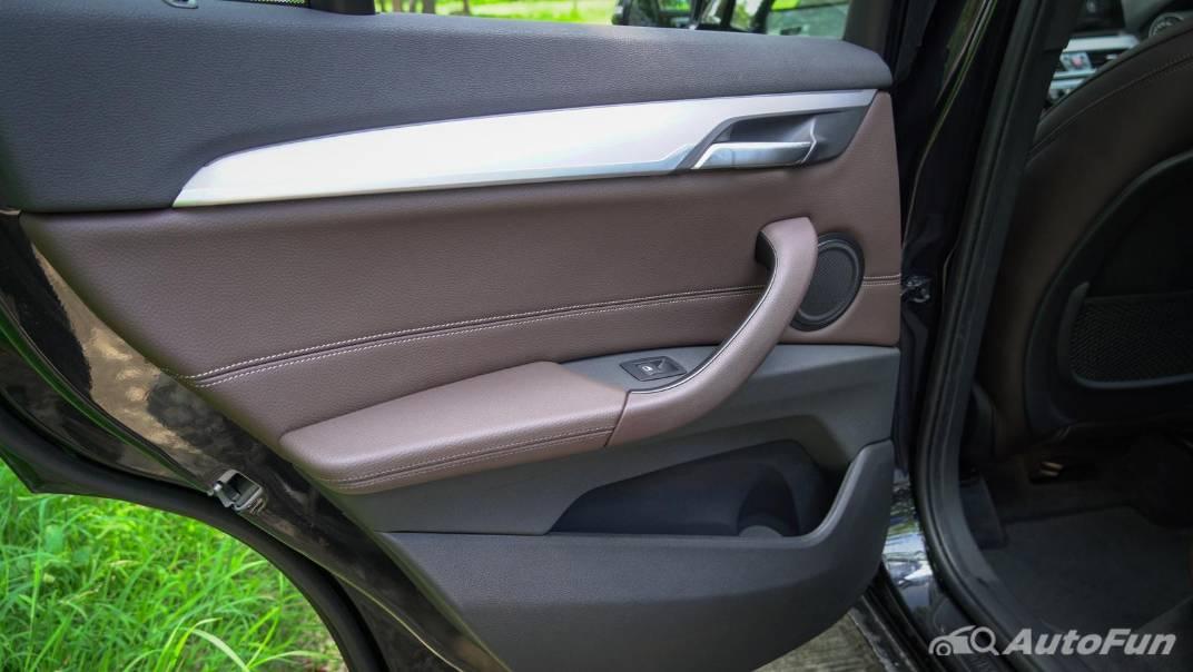 2021 BMW X1 2.0 sDrive20d M Sport Interior 047