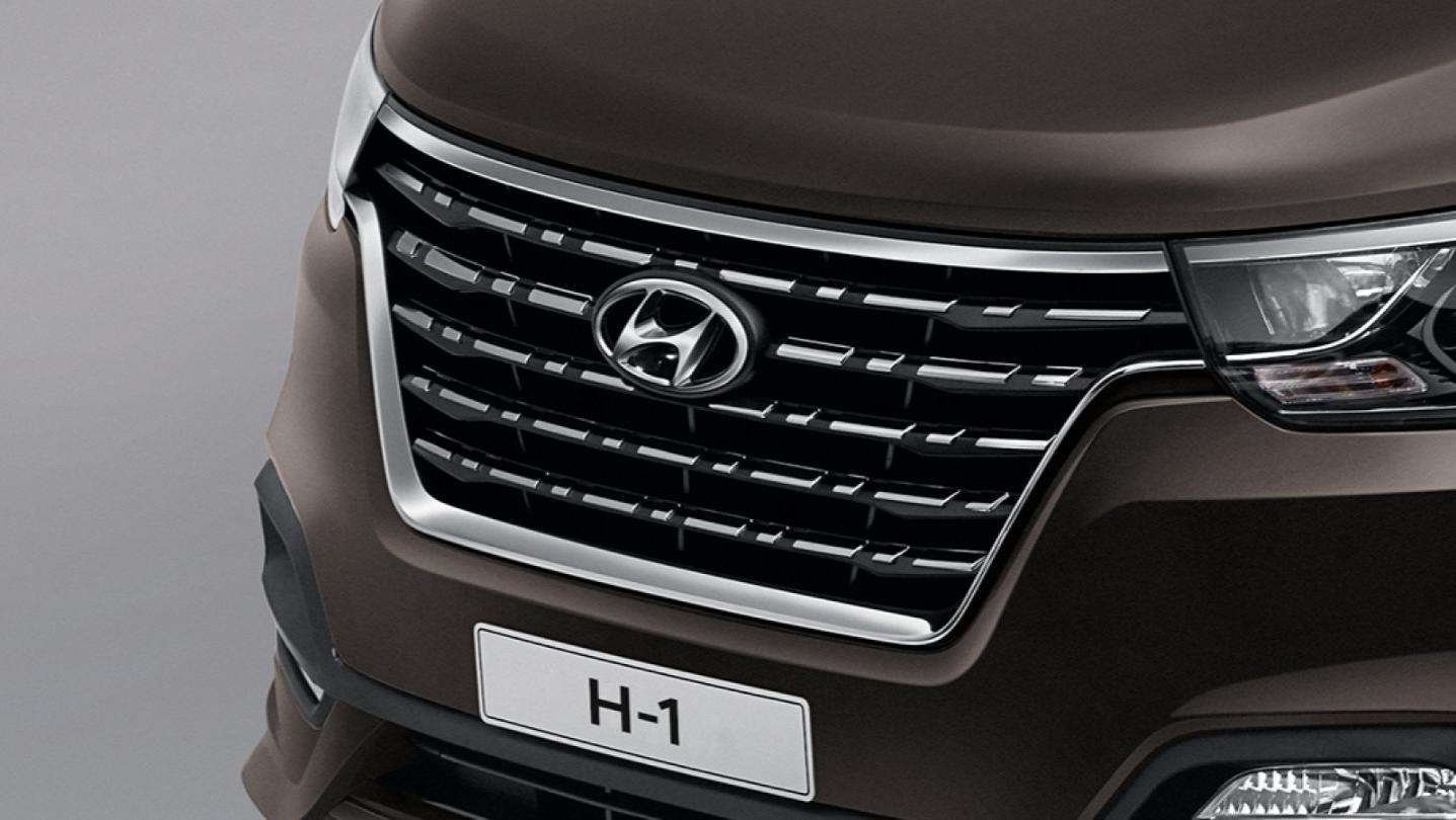 Hyundai H-1 Public 2020 Exterior 004