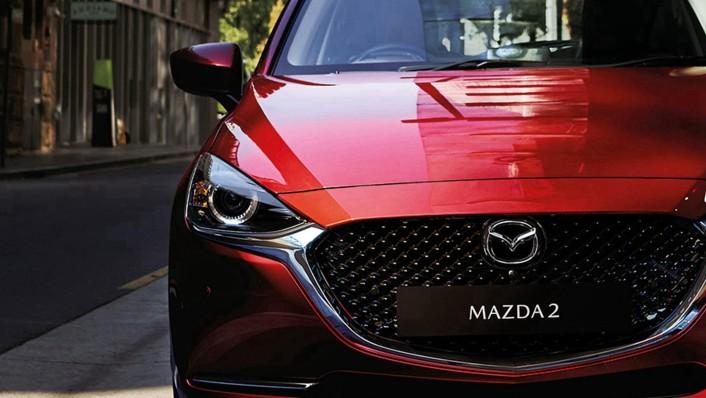 Mazda 2 Hatchback 2020 Exterior 002