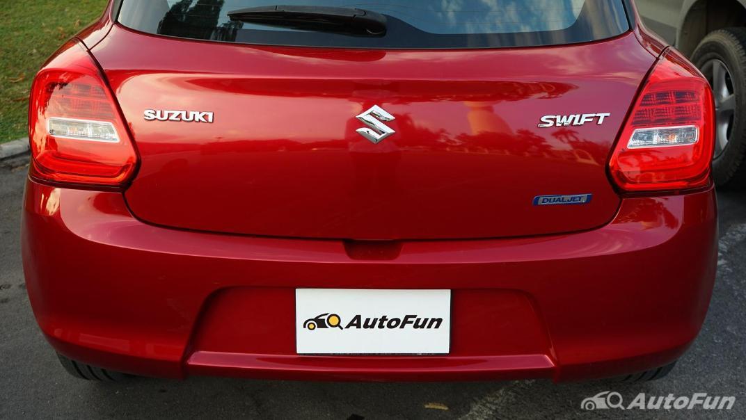 2020 Suzuki Swift 1.2 GL CVT Exterior 019