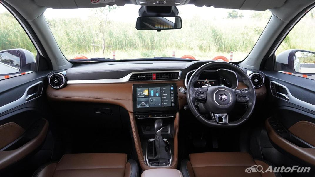 2020 MG ZS 1.5L X Plus Interior 001