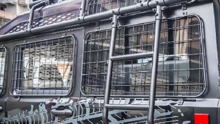 Thairung TR Transformer II 9 Seater 2020 Exterior 004