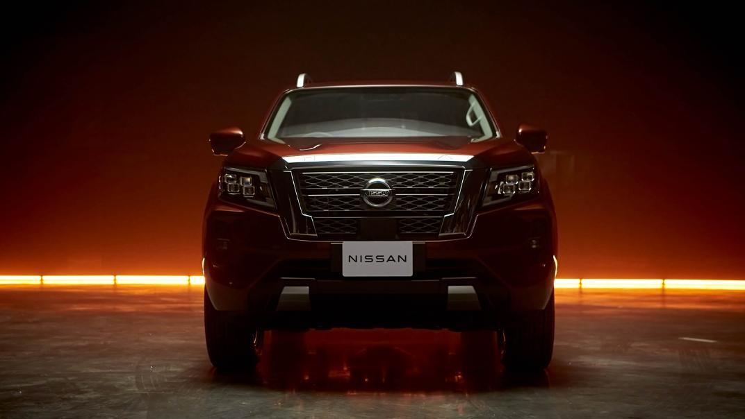 2021 Nissan Navara Double Cab 2.3 4WD VL 7AT Exterior 073