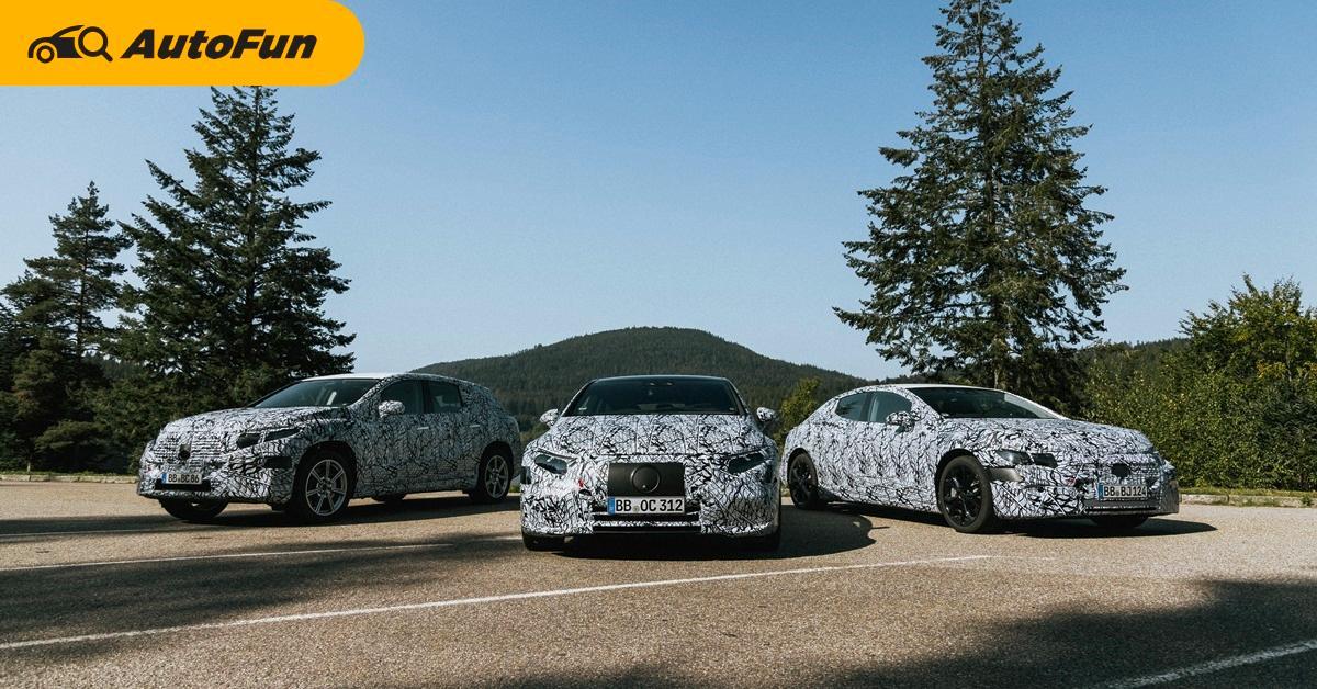 โปรเจคต์ไฟลนก้น Mercedes-Benz เปลี่ยน AMG, G-Class และ Maybach เป็นไฟฟ้าล้วนในปี 2021 01