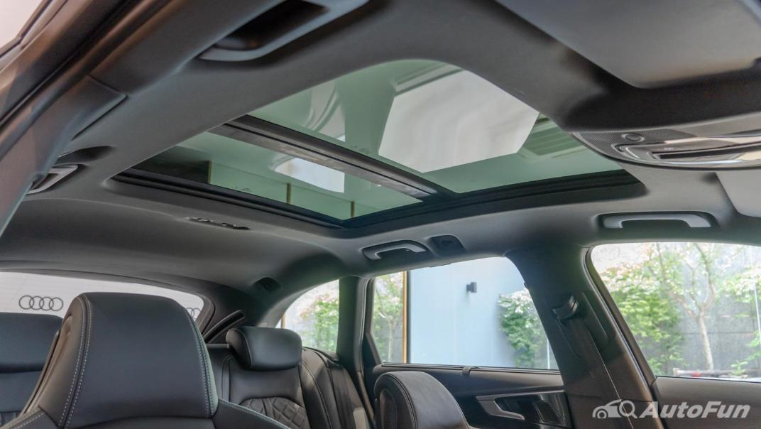 2020 Audi A4 Avant 2.0 45 TFSI Quattro S Line Black Edition Interior 101
