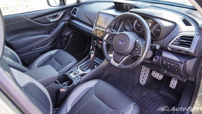 2020 Subaru Forester 2.0i-S EyeSight GT Interior 002