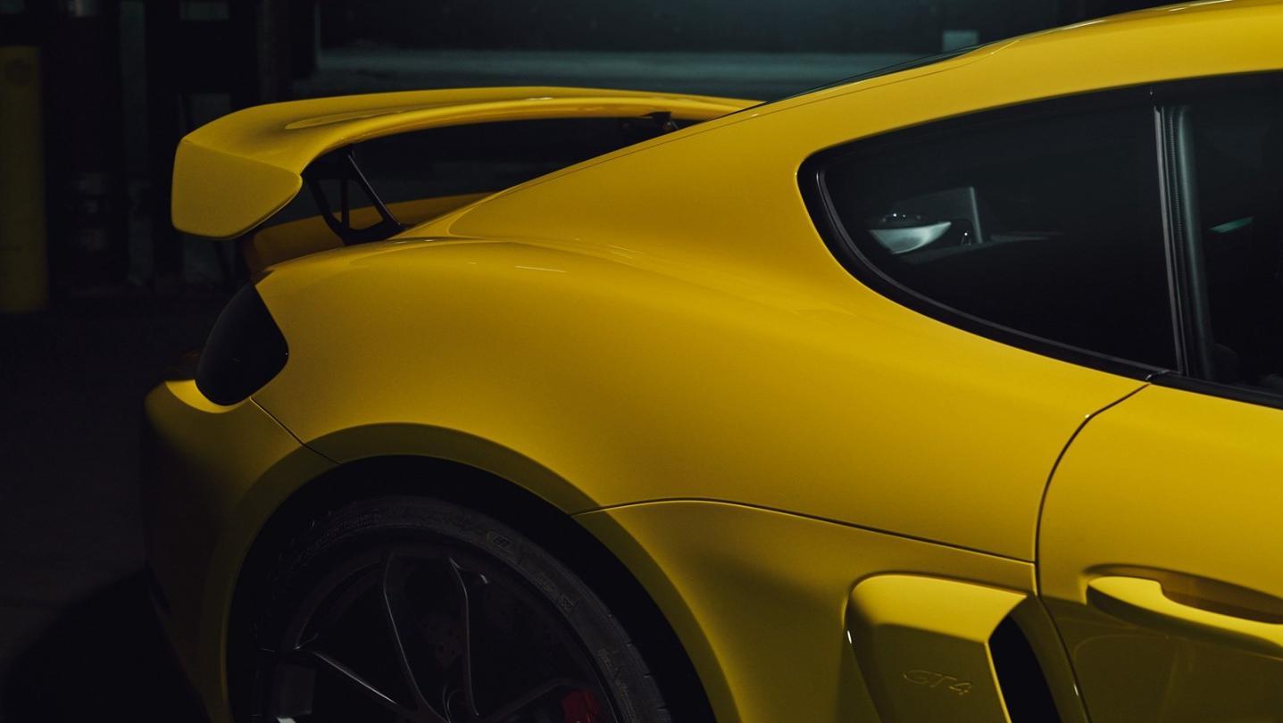 Porsche 718 2020 Exterior 017