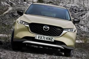 2022 Mazda CX-5 เคาะราคา 1.27-1.79 ล้านในสหราชอาณาจักร ไทยอาจเจอกันสิ้นปีนี้...