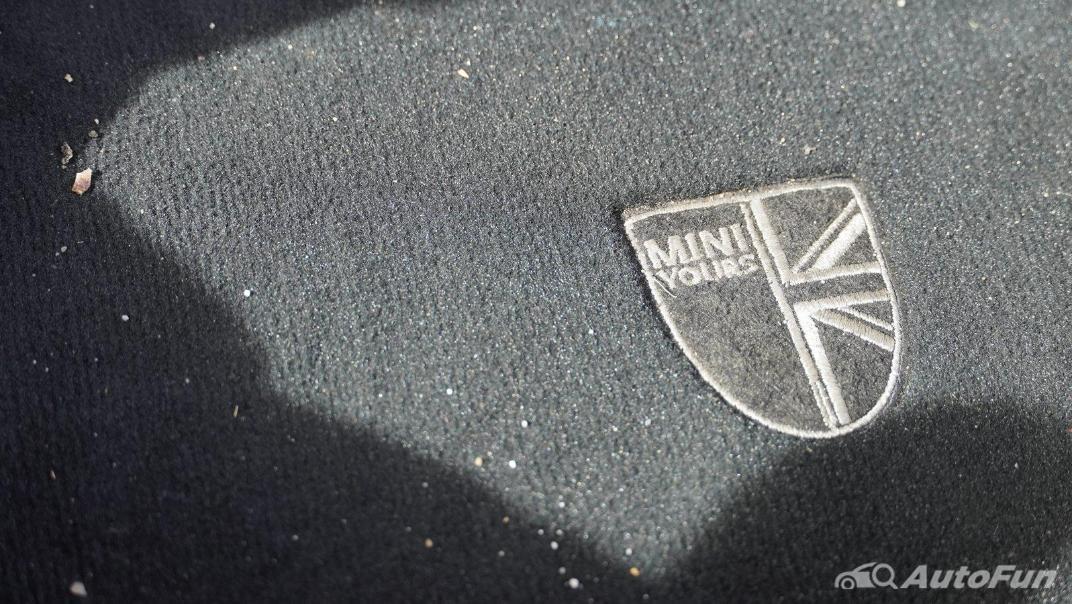 2021 MNI 3-Door Hatch Cooper S Interior 038