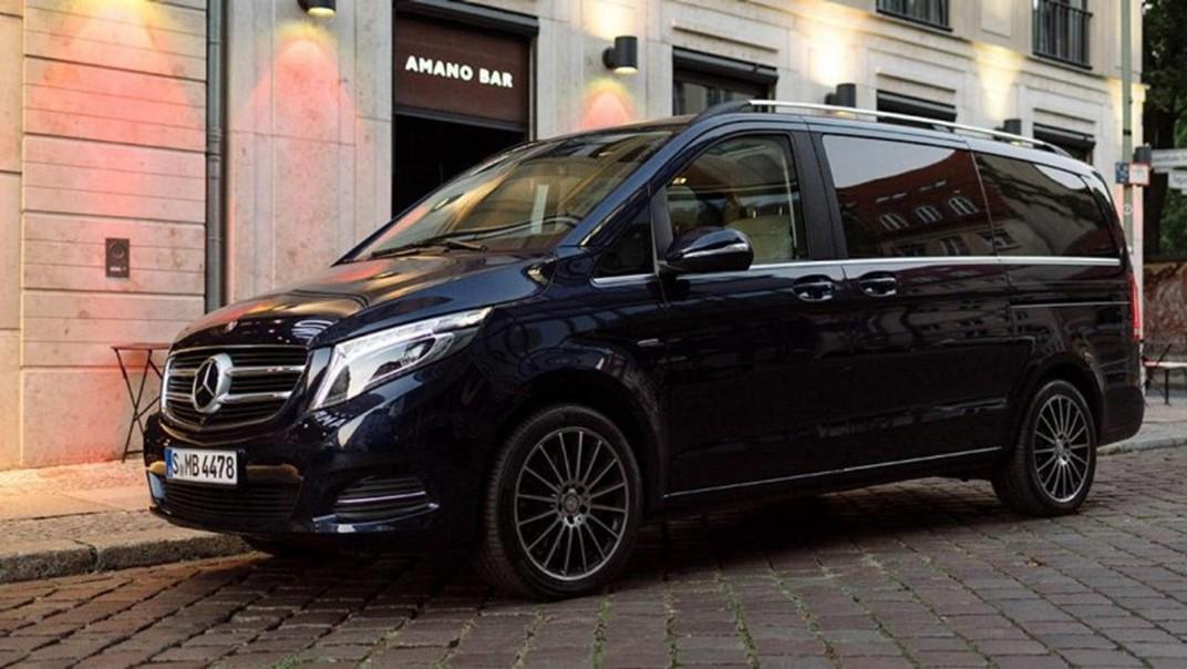 Mercedes-Benz V-Class 2020 Exterior 018