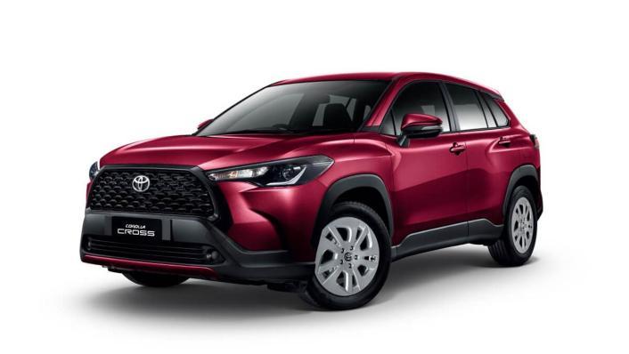 2020 Toyota Corolla Cross 1.8 Sport Exterior 001