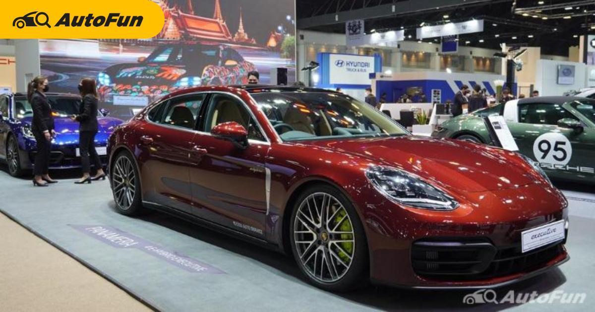 Porsche เอเชียปิดไตรมาสแรกโตขึ้น 28% ส่งมอบรถ 827 คัน ไทยขายได้ 177 คัน 01