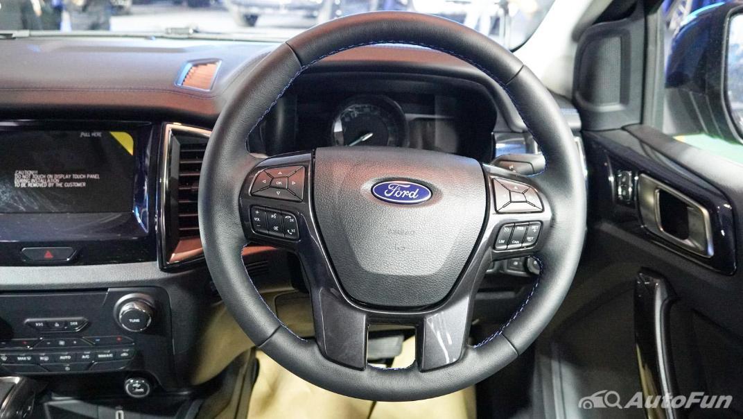 2021 Ford Everest Titanium+ Interior 003