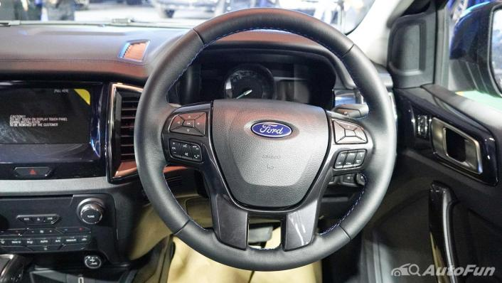 2021 Ford Everest Titanium+ Interior 003