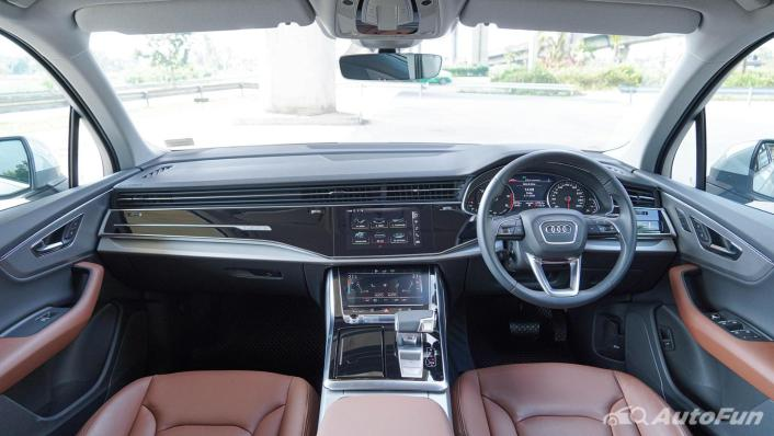 2020 Audi Q7 3.0 45 TDI Quattro Interior 001