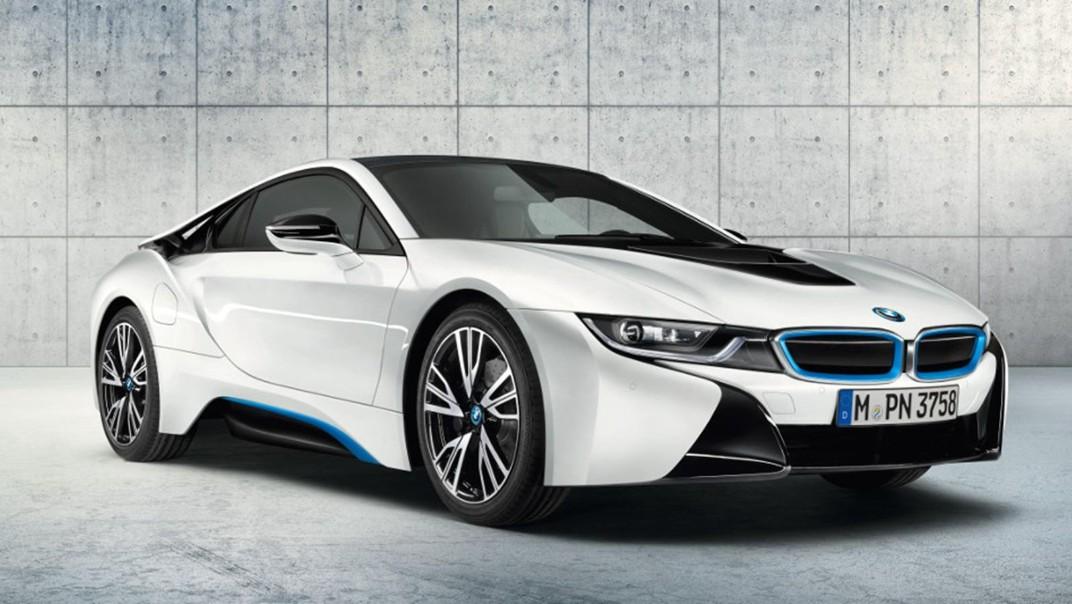 BMW I8 2020 Exterior 016
