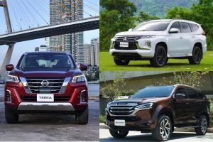 2021 Nissan Terra ปรับครั้งใหญ่หวังไฟท์ Isuzu MU-X และ Mitsubishi Pajero Sport