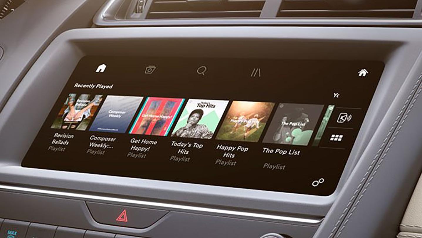 Jaguar E-Pace Public 2020 Interior 002