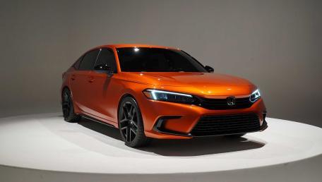 2021 Honda Civic International Version ราคารถ, รีวิว, สเปค, รูปภาพรถในประเทศไทย | AutoFun