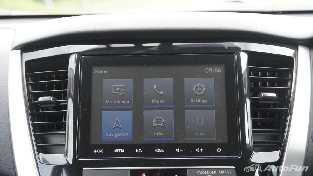 2020 Mitsubishi Pajero Sport 2.4D GT Premium 4WD Elite Edition Interior 025