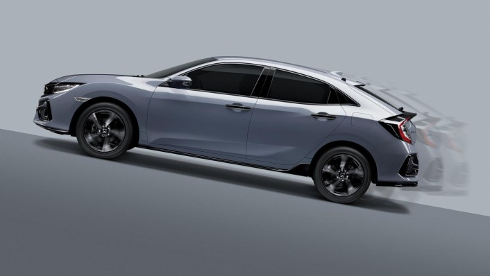 Honda Civic Hatchback 2020 Exterior 008