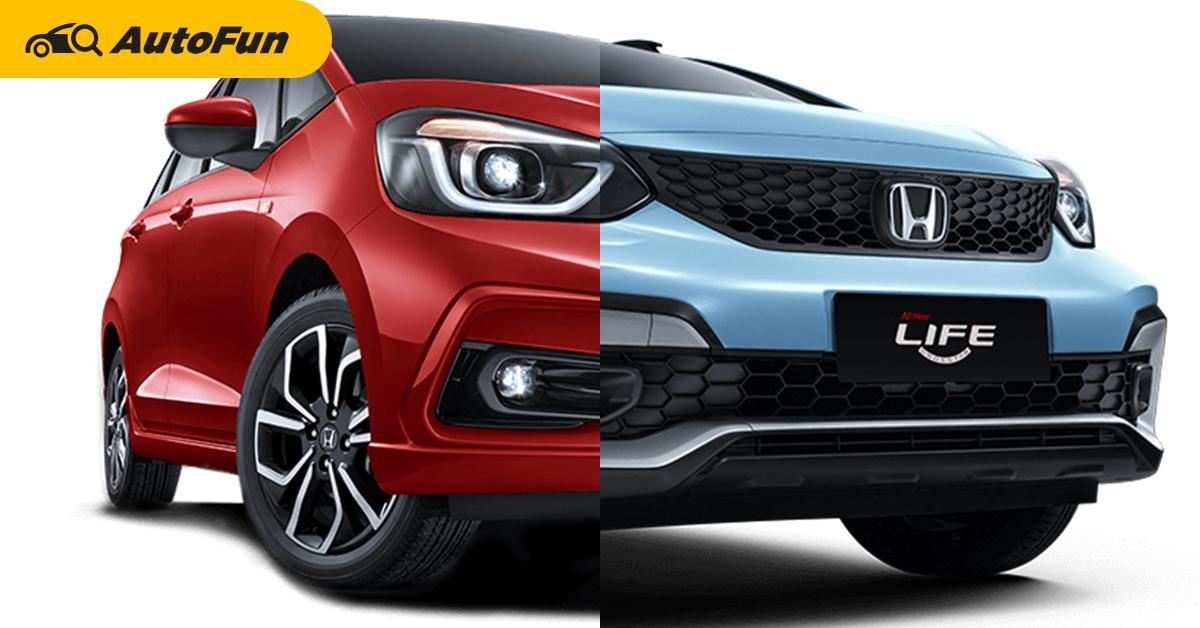 2021 Honda Jazz เปิดรุ่นแต่งแซ่บ สวยจี๊ดขยี้ใจคนจีน แต่จะสู้ City Hatchback บ้านเราได้มั้ย? 01