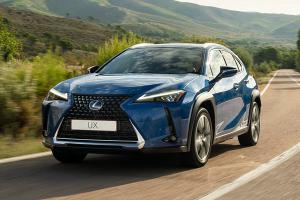 เปิดตัว 2021 Lexus UX300e เอสยูวีไฟฟ้ารุ่นแรกเคาะ 3.49 ล้านบาท พร้อม IS และ LS ใหม่