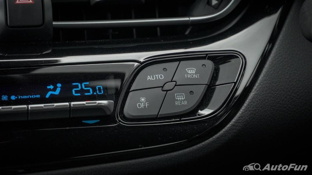 2021 Toyota C-HR Hybrid Premium Safety Interior 040