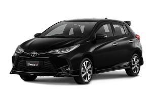 2021 Toyota Yaris GR Sport และ Avanza GR Sport แพ็คคู่จัดเต็มความโฉบเฉี่ยว