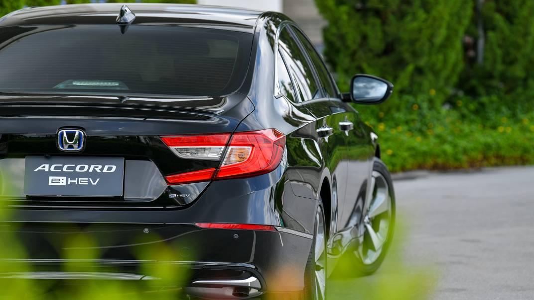 2021 Honda Accord 2.0L e:HEV EL+ Exterior 022