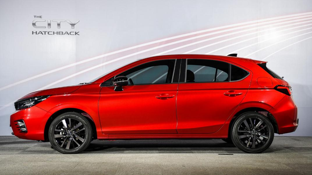 2021 Honda City Hatchback 1.0 Turbo RS Exterior 028
