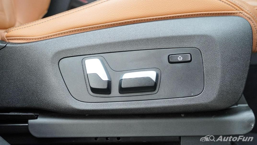 2020 2.0 BMW X3 xDrive20d M Sport Interior 049