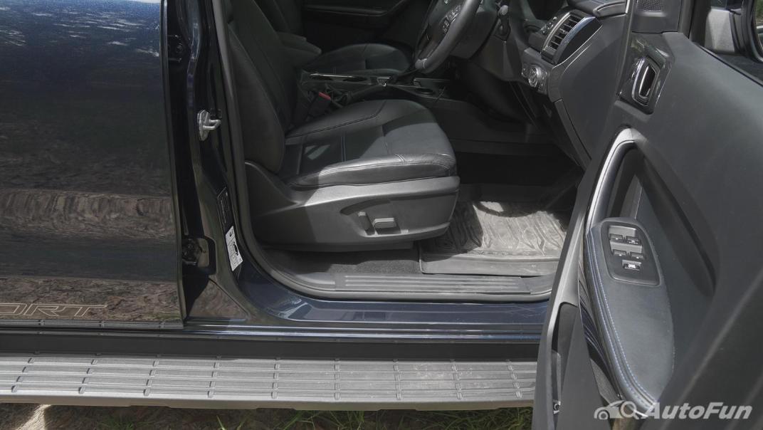 2021 Ford Everest 2.0L Turbo Titanium 4x2 10AT - SPORT Interior 033