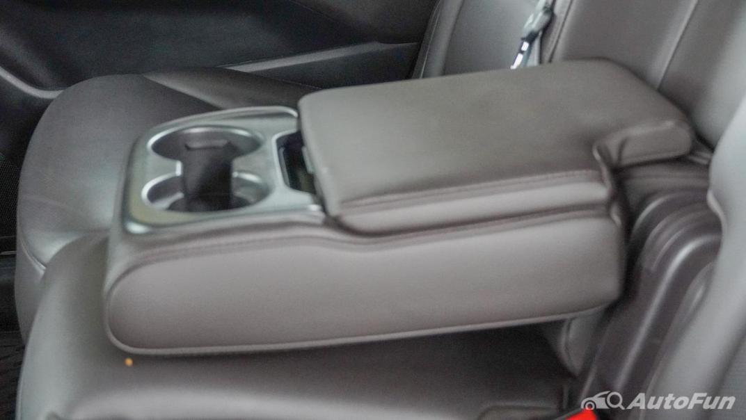 2020 2.5 Mazda CX-8 Skyactiv-G SP Interior 052