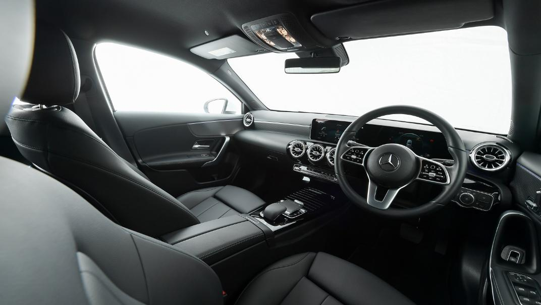 2021 Mercedes-Benz A-Class A 200 Progressive Interior 042
