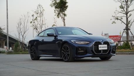 2021 BMW 4 Series Coupe 2.0 430i M Sport ราคารถ, รีวิว, สเปค, รูปภาพรถในประเทศไทย | AutoFun