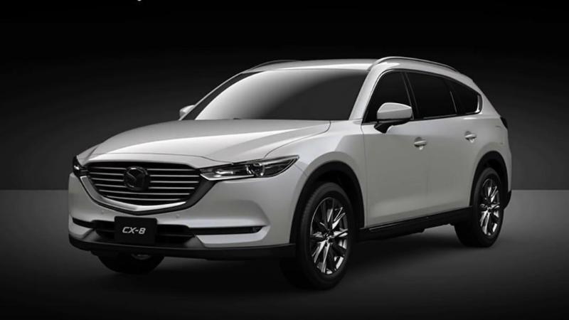 5 เหตุผลที่ควรเลือก Mazda CX-8 2020 เป็นรถคู่ใจ 02