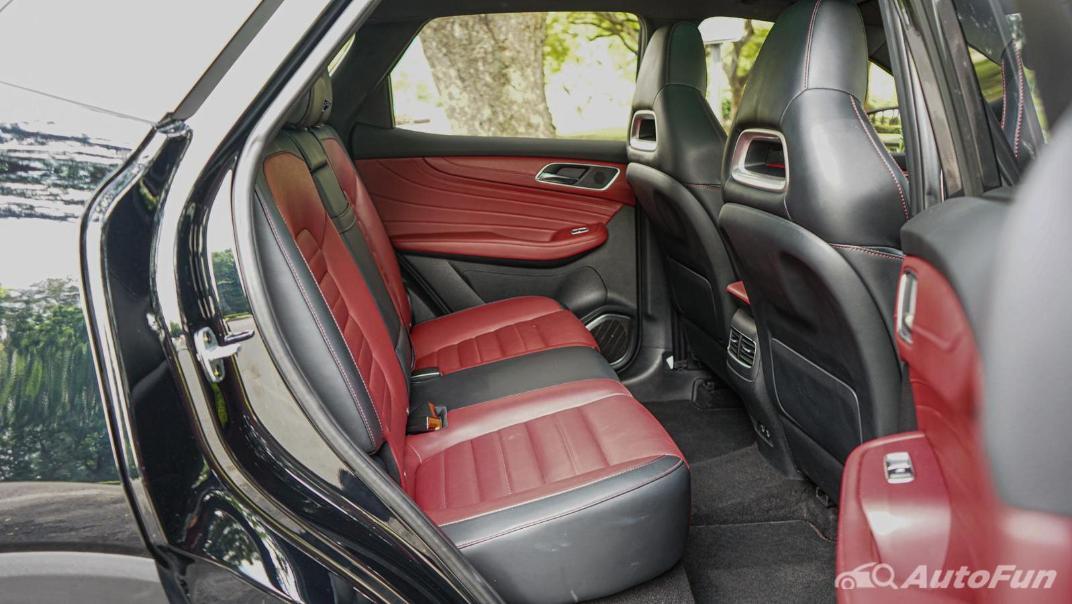 2020 MG HS 1.5 Turbo X Interior 044