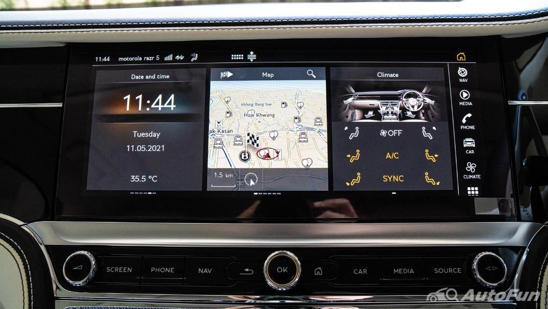 2020 Bentley Flying Spur 6.0L W12 Interior 015