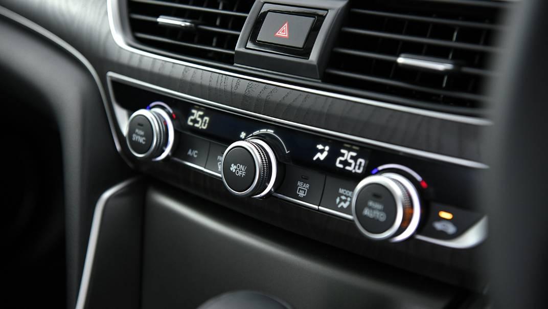 2021 Honda Accord 1.5 Turbo EL Interior 046