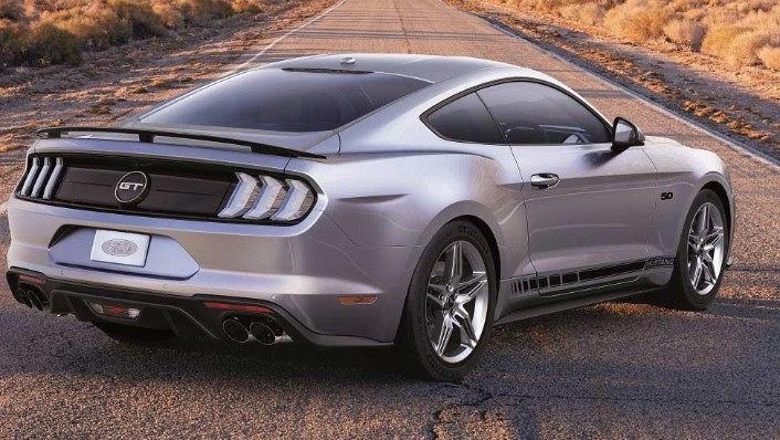 Ford Mustang 2020 Exterior 003