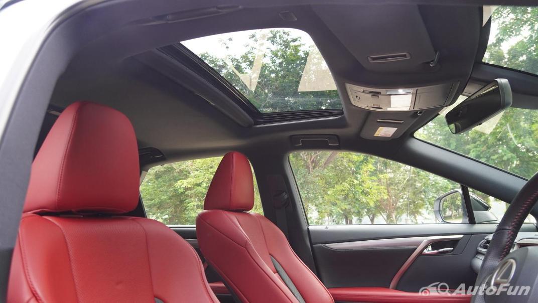 2020 Lexus RX 3.5 350 F Sport Interior 065