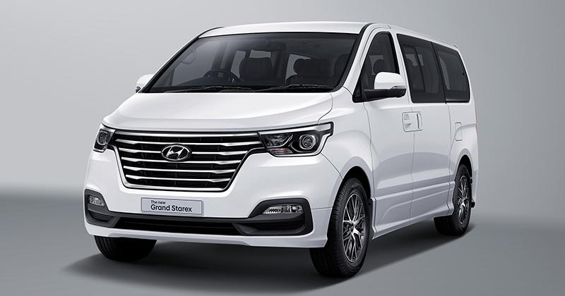 ดูก่อนซื้อ Hyundai Grand Starex Minorchange 02