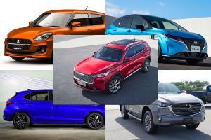 รวมรถใหม่ 2021 ที่จะเปิดตัวในไทย เป็นเก๋งญี่ปุ่น กระบะรุ่นดัง ยังมีแบรนด์มาใหม่ ทั้งหมดนี้ราคาไม่เกินล้านบาท