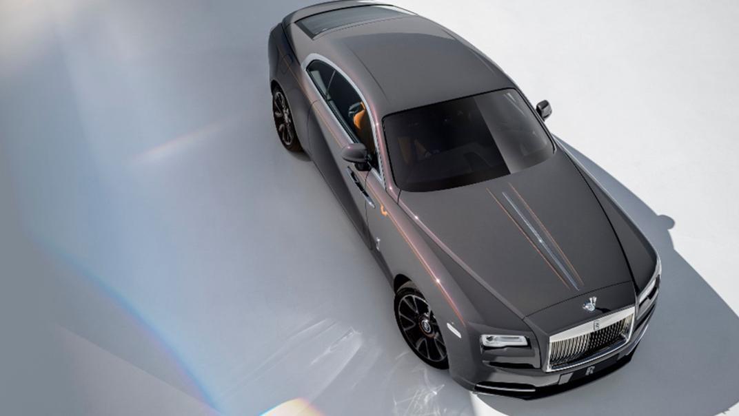 Rolls-Royce Wraith 2020 Exterior 002