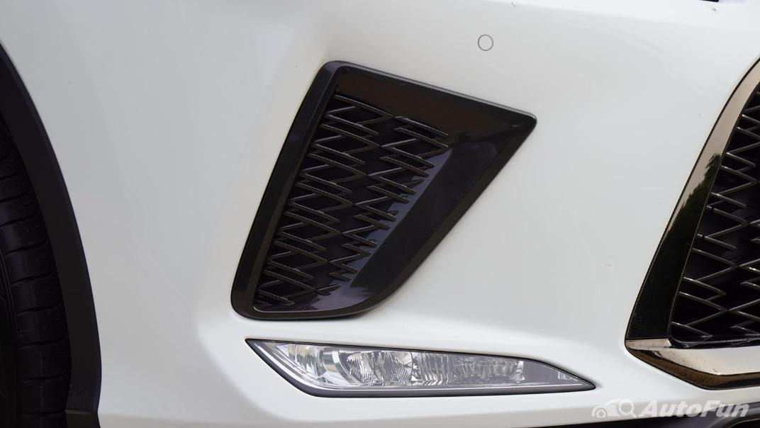 2020 Lexus RX 3.5 350 F Sport Exterior 019