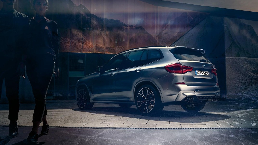 BMW X3-M 2020 Exterior 013